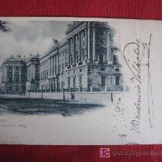 Postales: MADRID - PALACIO REAL. Lote 18575009