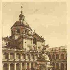 Postales: SAN LORENZO DE EL ESCORIAL - JARDINES. Lote 18727067