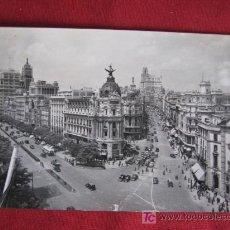Postales: MADRID - EL FENIX - CALLE ALCALA - AVENIDA JOSE ANTONIO. Lote 18959663