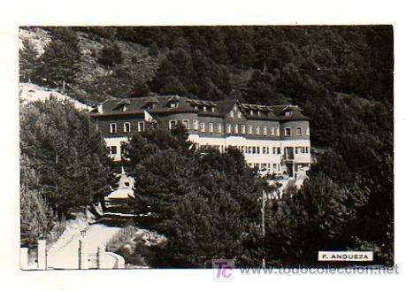 HISPANO CLUB. RESIDENCIA DE MONTAÑA. EL VENTORRILLO (CERCEDILLA). (Postales - España - Comunidad de Madrid Antigua (hasta 1939))