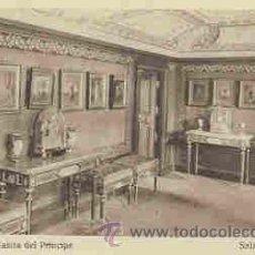Postales: EL ESCORIAL - CASITA DEL PRINCIPE - SALA DE RETRATOS. Lote 18984499