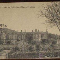 Postales - ANTIGUA POSTAL DE ARANJUEZ - PALACIO DE MARIA CRISTINA - ED. FOTOTIPIA J. ROIG - NO CIRCULADA. - 19161110
