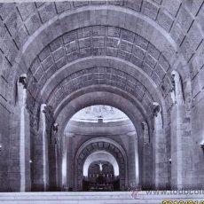 Postales: VALLE DE LOS CAIDOS -CUELGAMUROS ALTAR MAYOR CRIPTA MDRID. Lote 26705544