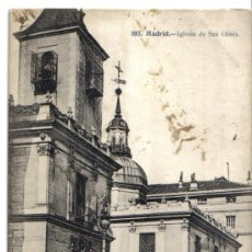 Postales: MAGNIFICA POSTAL MADRID Nº 193 J. LACOSTE . Lote 27287212