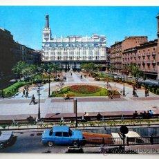 Postales: MADRID. PLAZA SANTA ANA.. Lote 26762456