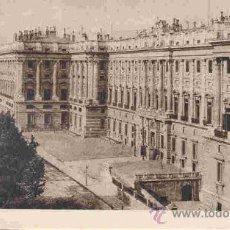 Postales: MADRID - PALACIO NACIONAL. Lote 20096835