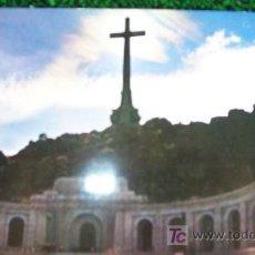 Postales: MADRID-SANTA CRUZ DEL VALLE DE LOS CAIDOS. Lote 20600579