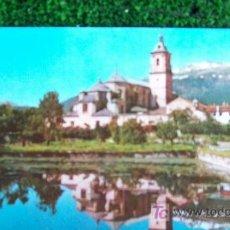 Postales: MADRID-MONASTERIO DE EL PAULAR-. Lote 20600593