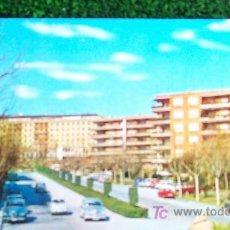 Postales: MADRID-BARRIO DEL NIÑO JESUS-AÑOS 70. Lote 20600612