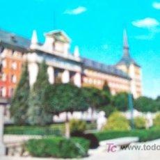Postales: MADRID--AÑOS 60-ESCRITA-. Lote 20616747