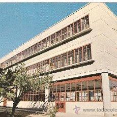 Postales: POSTAL CERCEDILLA MADRID.COLEGIO REGINA ASSUMPTA,PABELLON EGB .MM.ESCOLAPIAS.. Lote 27516598