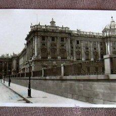 Postales: MADRID - PALACIO REAL. Lote 20458492
