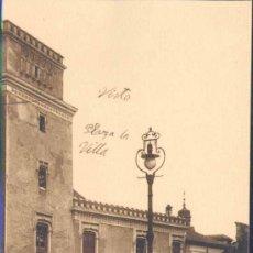 Postales: MADRID.- TORRE DE LOS LUJANES. Lote 20466075