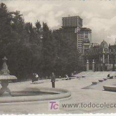 Postales: MADRID 65.PALACIO REAL-JARDINES.VEA MAS POSTALES EN RASTRILLOPORTOBELLO. Lote 20622567
