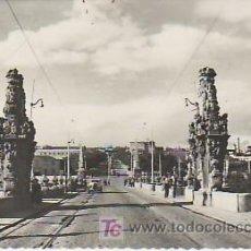 Postales: MADRID.31- PUENTE Y CALLE DE TOLEDO.VEA MAS POSTALES EN RASTRILLOPORTOBELLO. Lote 20622676