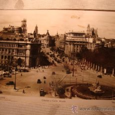 Postales: ANTIGUA FOTO POSTAL MADRID.. Lote 20703871