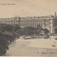 Postales: MADRID.BANCO DE ESPAÑA.Nº7.MAS POSTALES Y COLECCIONSIMO EN RASTRILLOPORTOBELLO. Lote 20906047