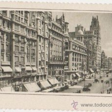 Postales: MADRID AVENIDA JOSE ANTONIO,GARCIA GARRABELLA. Lote 20904951