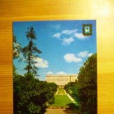Postales: POSTAL DE MADRID: CAMPO DEL MORO, PALACIO REAL. Lote 22608074