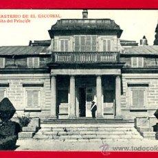 Postales: MADRID, EL ESCORIAL, MONASTERIO, LA CASITA DEL PRINCIPE, CASTAÑEIRA Y ALVAREZ, P45058. Lote 23438339
