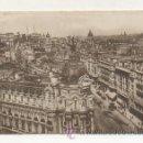Postales: MADRID. VISTA PARCIAL TOMADA DESDE EL PALACIO DE BELLAS ARTES. (ED. GRAFOS). Lote 23867736