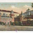 Postales: MADRID. ENTRADA AL CAMPO DEL MORO. . Lote 27369805