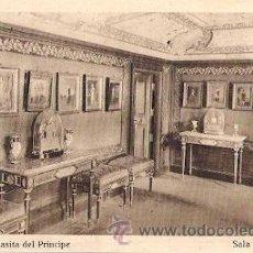 Postales: EL ESCORIAL - CASITA DEL PRINCIPE - SALA DE RETRATOS. Lote 24472814