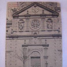 Postales: MADRID. LAS CALATRABAS. CIRCULADA, ESCRITA Y CON SELLO DE 10 CTS DE ALFONSO XIII (18-X-14). Lote 27247654