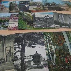 Postales: LOTE DE 15 POSTALES DE MADRID ANTIGUAS.. Lote 24624198