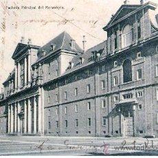 Postales: POSTAL DE MADRID , CIRCULADA CON SELLO DE EPOCA . Lote 24739267