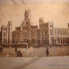 Postales: ANTIGUA POSTAL MADRID, CASA DE CORREO LA CIBELES.. Lote 24896442