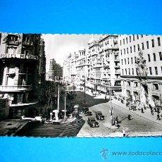 Postales: POSTAL MADRID, VISTA PARCIAL AVENIDA JOSÉ ANTONIO. CIRCULADA AÑO 1949. .. Lote 25005512