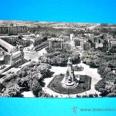 Postales: POSTAL MADRID, PLAZA DE ESPAÑA. CIRCULADA AÑO 1957. .. Lote 25005594