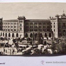 Postales: MADRID, PLAZA DE TOROS, PLACE DES TAUREAUX, BULRING. N° 2 EDIC. DOMINGUEZ.. Lote 25034698