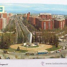 Postales: MADRID, PLAZA CASTILLA, N° 184 DOMINGUEZ. Lote 25490192