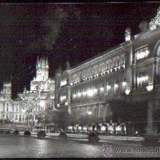 Postales: MADRID POSTAL PALACIO COMUNICACIONES AÑO 1961. Lote 25707270
