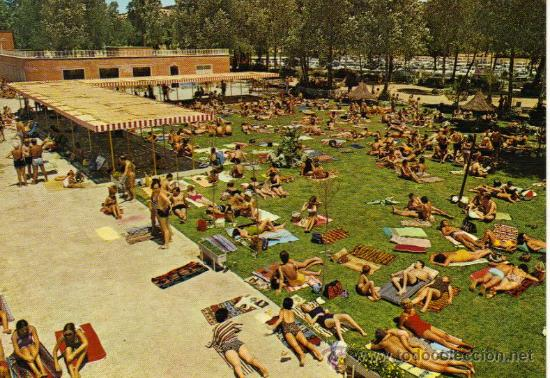 Madrid 352 complejo deportivo del patrimonio comprar for Piscina somontes