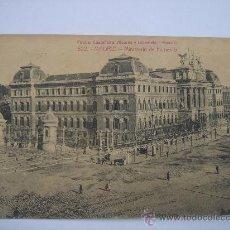 Postales: MADRID. MINISTERIO DE FOMENTO. CIRCULADA, ESCRITA Y CON SELLO DE 10 CTS DE ALFONSO XII (12-X-15). Lote 26333574
