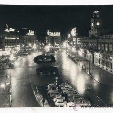 Cartes Postales: MADRID. 42. PUERTA DEL SOL, VISTA NOCTURNA. CIMER. Lote 27192708
