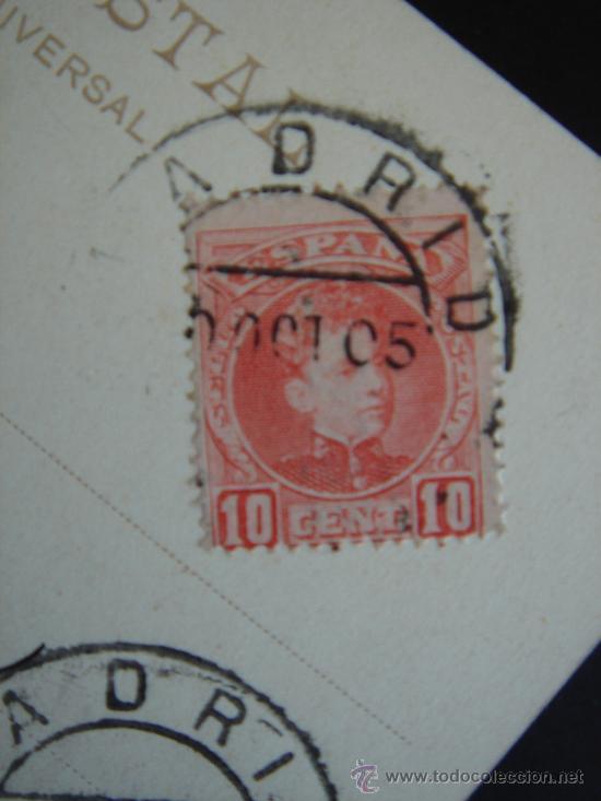 Postales: DETALLE DEL SELLO - Foto 4 - 27202503