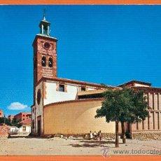 Postales: MOSTOLES - MADRID - IGLESIA PARROQUIAL - Nº 5 ED, VISTABELLA - AÑO 1968. Lote 27264879