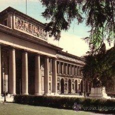 Postales - MADRID - MUSEO DEL PRADO - PORTADA PRINCIPAL - GARCIA GARRABELLA - 27340023