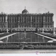 Postales: MADRID . PALACIO REAL. Lote 27453586