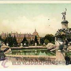 Postales: ARANJUEZ.- FUENTE DE HÉRCULES Y PALACIO REAL.- EDIT. POSTAL ZURICH (P.Z.) Nº 7049. Lote 27479717