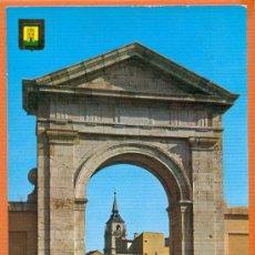 Postales: ALCALA DE HENARES - PUERTA DE MADRID - Nº 12 DOMINGUEZ - AÑOS 70. Lote 27796932