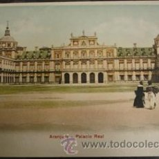 Postales: ARANJUEZ - PALACIO REAL Nº7051. Lote 27934419
