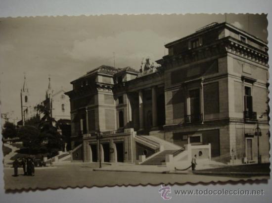 312 MUSEO PRADO MADRID OCASION !!- POSTALES A BAJO PRECIO A DIARIO (Postales - España - Madrid Moderna (desde 1940))