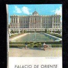 Postales: LOTE DE 10 POSTALES DEL PALACIO DE ORIENTE DE MADRID. Lote 28178442