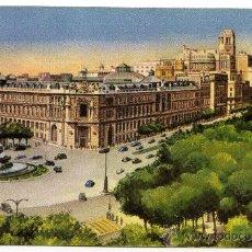 Postales: POSTAL ANTIGUA MADRID BANCO DE ESPAÑA. Lote 28207528