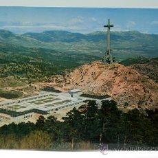 Postales: POSTAL MADRID CUELGAMUROS MONUMENTO NACIONAL VALLE CAÍDOS ED PATRIMONIO NACIONAL FISA AÑOS 70. Lote 28286932
